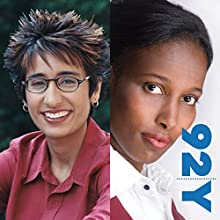Irshad Manji and Ayaan Hirsi Ali at the 92nd Street Y on The Trouble with Islam Speech by Irshad Manji, Ayaan Hirsi Ali