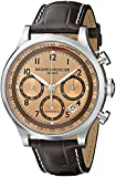 Baume & Mercier Men's BMMOA10045 Capeland Analog Display Mechanical Hand Wind Brown Watch