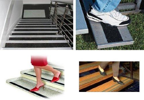 滑り止めテープ 幅5cmx10m 階段 ステップ 作業台 足場 滑り防止用
