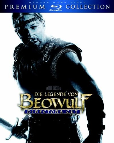 Die Legende von Beowulf - Premium Collection [Blu-ray] [Director's Cut]