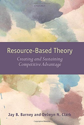 Resource-Based Theory: Creating and Sustaining Competitive Advantage
