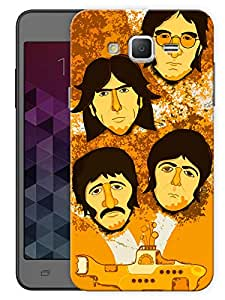 """Humor Gang The Beatles SubmarinePrinted Designer Mobile Back Cover For """"Samsung Galaxy On7"""" (3D, Matte, Premium Quality Snap On Case)..."""