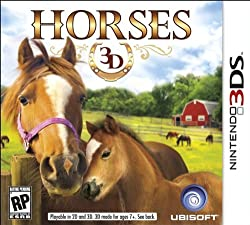Horses 3D