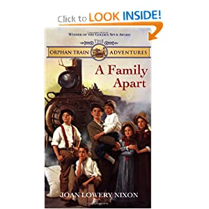 A Family Apart (Orphan Train Adventures)