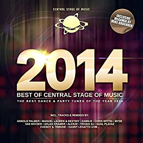 Various Artists-Best Of Central Stage Of Music 2014