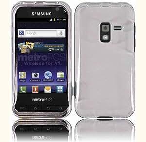 Clear Hard Case Cover for Samsung Galaxy Attain 4G R920