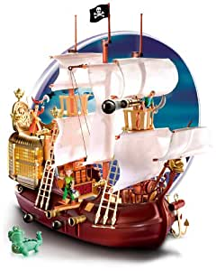 Peter Pan - 700007588 - Figurine - Le Bateau Pirate