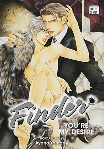 Finder Deluxe Edition Youre My Desire Vol. 6 [Yamane, Ayano] (Tapa Blanda)