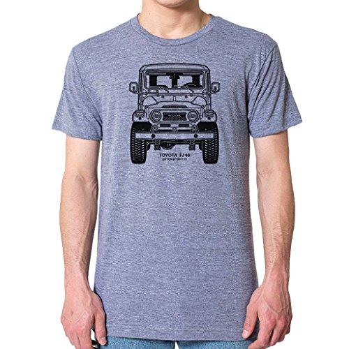 garageproject101-toyota-fj40-land-cruiser-front-t-shirt-m-athletic-gray