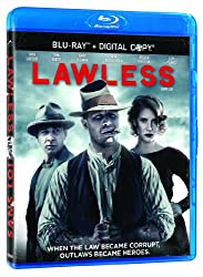 Lawless [Blu-ray + Digital Copy]