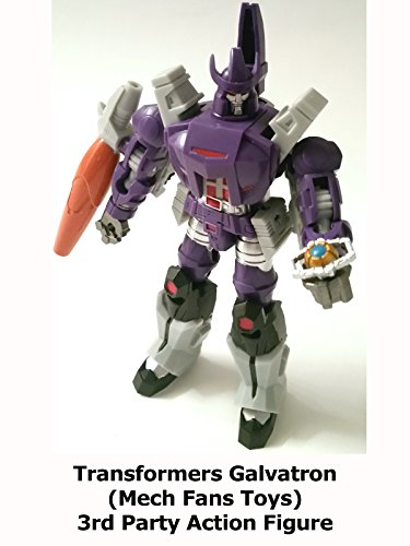 Review: Transformers Galvatron (Mech Fans Toys) 3rd Party Action Figure