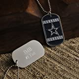 Wedding Favors Personalized True Colors NFL Dog Tag – San Francisco 49ers