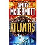 Return to Atlantis: A Nina Wilde and Eddie Chase Novel | Andy McDermott