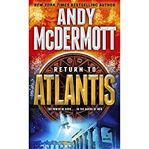 Return to Atlantis Audiobook