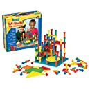 Lauri Tall-Stacker Pegs Building Set