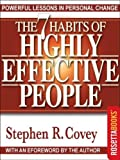 img - for The 7 Habits of Highly Effective People book / textbook / text book