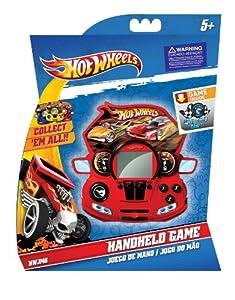 Hot Wheels Electronic Handheld Videogame