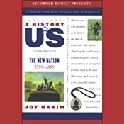 The New Nation: A History of US, Book 4 | [Joy Hakim]