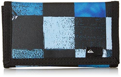 Quiksilver Uomo Portafogli Reception II M, blu, L, EQYAA03280-BLN6
