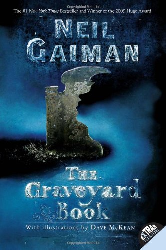 Cover of The Graveyard Book