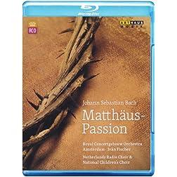 Matthaus-Passion [Blu-ray]