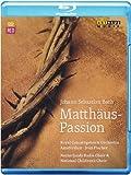 Bach: Matthäus-Passion (Concertgebouw 2012) [Blu-ray]