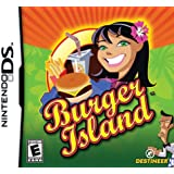 Burger Island - Nintendo DS