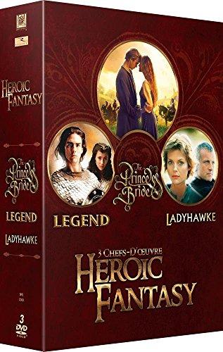 heroic-fantasy-princess-bride-legend-ladyhawke-francia-dvd