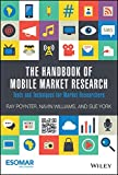 img - for The Handbook of Mobile Market Research: Tools and Techniques for Market Researchers book / textbook / text book