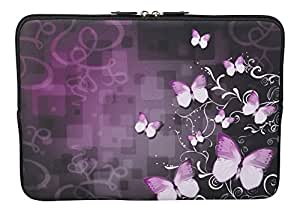 "MySleeveDesign Notebook Sleeve Laptop Neoprene Soft Case Pouch 10.2"" / 11.6"" - 12.1"" / 13.3"" / 14"" / 15.6"" / 17.3"" - SEVERAL DESIGNS [11-12]"