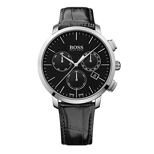 Hugo Boss De los hombres Men's Chronograph Analógico Dress Cuarzo Reloj 1513266
