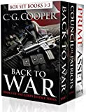 Corps Justice Boxed Set: Books 1-3: Back to War, Council of Patriots, Prime Asset - Military Thrillers (Corp Justice Series) (English Edition)