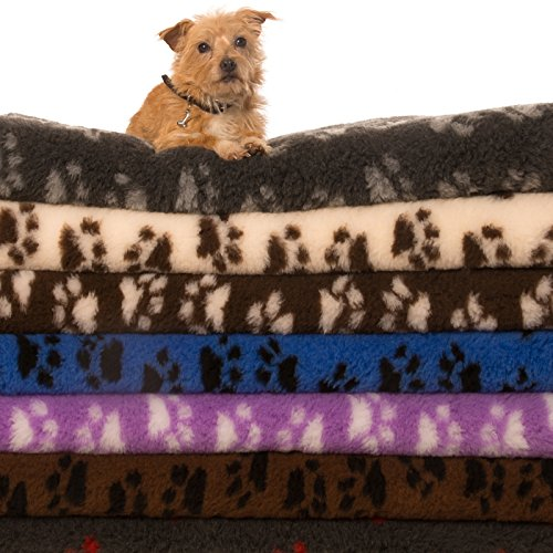 genuine-vet-loved-bed-non-slip-paws-veterinary-dry-fleece-bedding-roll-for-dogs-cats-pets-easy-wash-