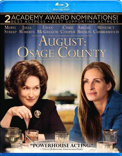 August: Osage County [Blu-ray] by ANCHOR BAY