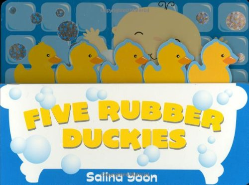 Five Rubber Duckies (Salina Yoon Books) front-459950
