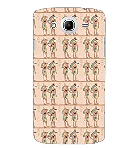 PrintDhaba Pattern D-5389 Back Case Cover for SAMSUNG GALAXY MEGA 5.8 (Multi-Coloured)