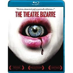 The Theatre Bizarre [Blu-ray]