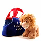 ZSL Flag Plush Bag and Lion