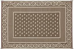 Faulkner 48703 Vineyard 8 by 20-Feet Beige Multi-Purpose Mat