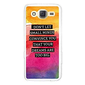 a AND b Designer Printed Mobile Back Cover / Back Case For Samsung Galaxy J5 (SG_J5_3139)