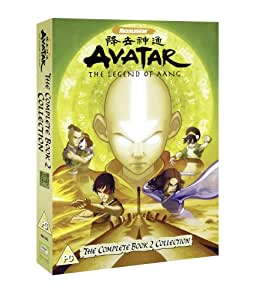 Avatar Book 2 : Earth - The Legend of Aang  [DVD]