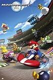 1art1 50731 Poster 91 x 61 cm Nintendo Mario Kart Wii Course