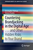 img - for Countering Brandjacking in the Digital Age: ... and Other Hidden Risks to Your Brand (SpringerBriefs in Computer Science) book / textbook / text book