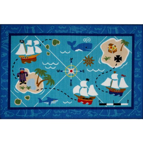 Pirates Area Rug 39