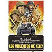 Kelly's Heroes - 映画ポスター - 27 x 40