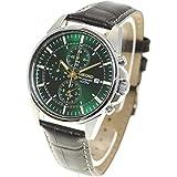 [セイコー]SEIKO 腕時計 メンズ セイコー 逆輸入 クロノグラフ SNAF09P1(SNAF09PC) [逆輸入品]