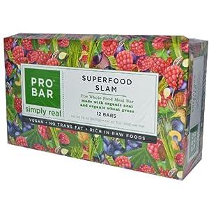Probar LLC - Probar Superfood Slam, 12 bars