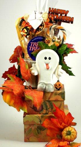 BOO!, Halloween Gift Basket