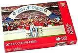 Paul Lamond Arsenal 2014 FA Cup Winners Puzzle
