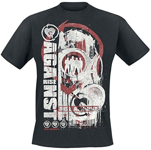 Rise Against Colony T-Shirt nero L